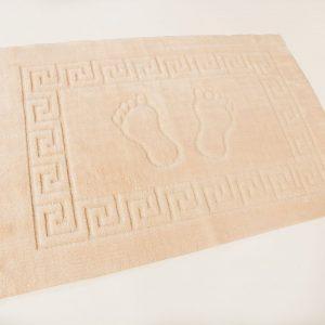 купить Коврик для ванной Lotus - персик 50x70
