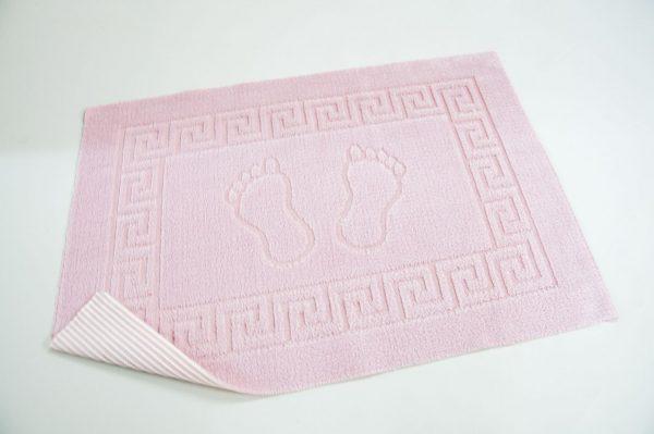 купить Коврик для ванной Lotus - светло-розовый 50x70