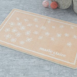 купить Коврик для ванной Marie Claire - Breeze salmon св. розовый 66x107