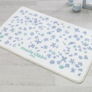купить Коврик для ванной Marie Claire - Delight голубой 66x107