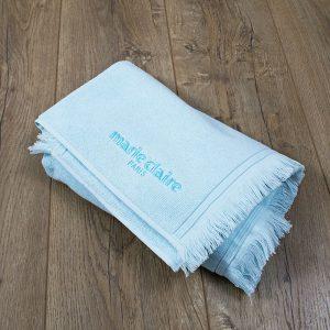купить Коврик для ванной Marie Claire - Frangine аква 60x80
