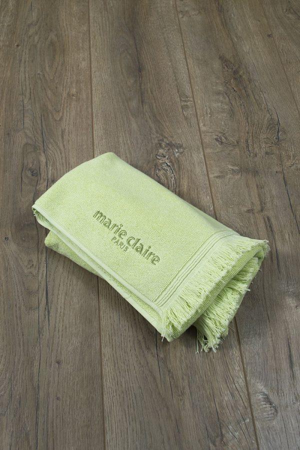 купить Коврик для ванной Marie Claire - Frangine зеленый 60x80