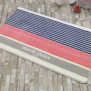 купить Коврик для ванной Marie Claire - Stripe multi 66x107
