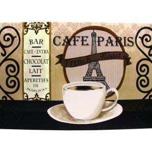 Коврик универсальный Comfort Eko Cafe Paris 45×75