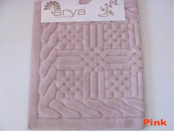 купить Коврик Arya 70x120 Berceste Розовый