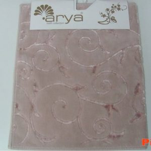 Коврик Arya 70×120 Sarmasik Розовый