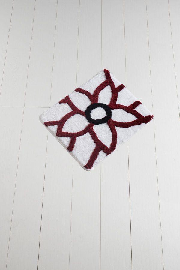 купить Коврик Chilai Home Naturel Red 50x60