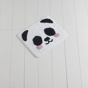 Коврик Chilai Home Panda Black 50×60