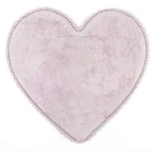 купить Коврик Irya - Amor lila лиловый 80x80