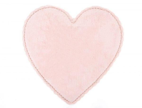 купить Коврик Irya - Amor pembe розовый 80x80