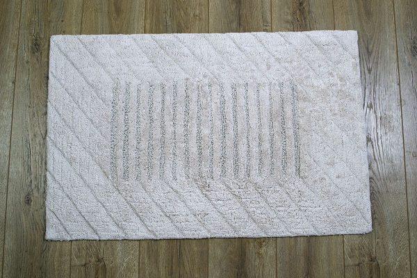 купить Коврик Irya - Avis silver (gumus) серый 70x110