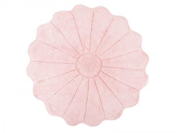 купить Коврик Irya - Daisy pembe розовый 90 см. диаметр
