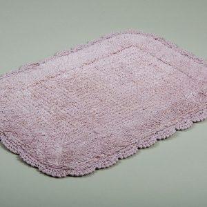 Коврик Irya – Denzi pembe розовый 50×70