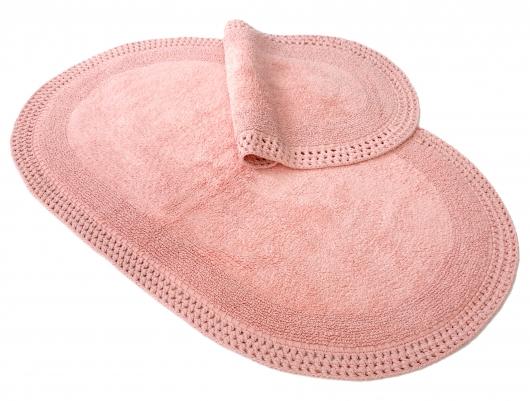 купить Коврик Irya - Laverne rose розовый 50x80