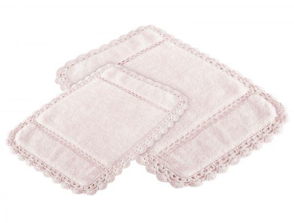 купить Коврик Irya - Lorinda pembe розовый 60x90