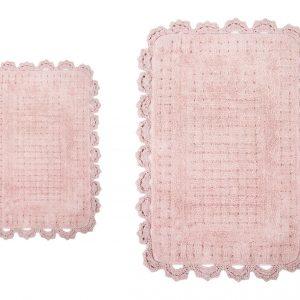 купить Коврик Irya - Mina pembe розовый 70x110