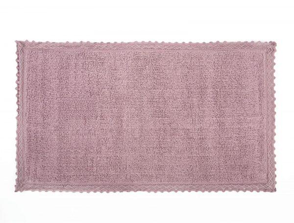 купить Коврик Irya - Polka lavender сиреневый