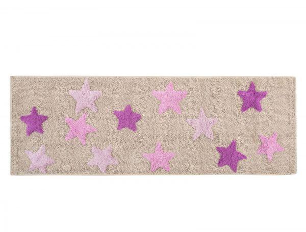купить Коврик Irya - Star lila лиловый