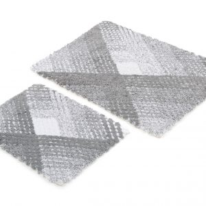 Коврик Irya – Wall gri серый 70×110