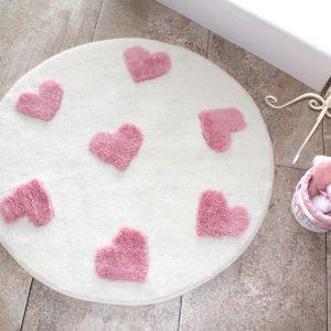 купить Круглый коврик Chilai Home Molia Ekru 90 см. диаметр