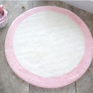 купить Круглый коврик Chilai Home Ronda Pembe 90 см. диаметр