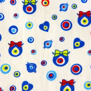 купить Кухонное полотенце Оберег 30x50см голубое