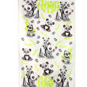 купить Кухонное полотенце Панда 40x60см серое