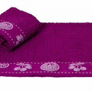 купить Кухонное полотенце MEYVE mor (lila) 30x50см фиолетовое