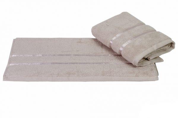купить Махровое полотенце DOLCE бежевое