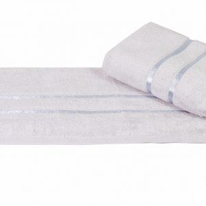 купить Махровое полотенце DOLCE серое