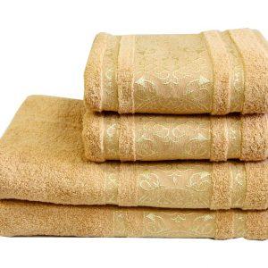 купить Махровое полотенце Imperial беж