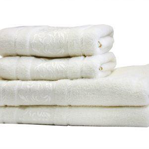 Махровое полотенце Ottoman белое