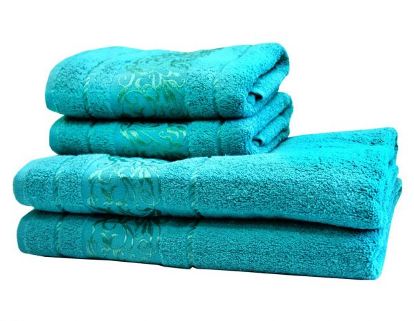 купить Махровое полотенце Ottoman mint