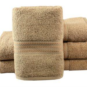купить Махровое полотенце RAINBOW бежевое