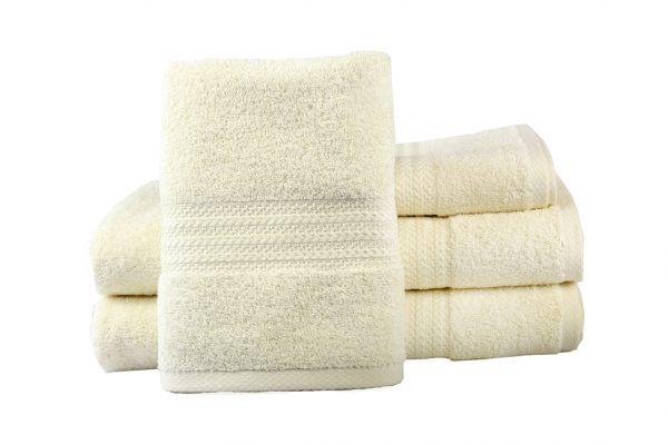 купить Махровое полотенце RAINBOW кремовое
