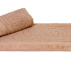 купить Махровое полотенце Sultan коричневое