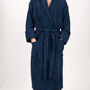 купить Махровый халат TAC Maison 3d Lacivert 2XL/3XL