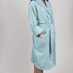купить Махровый халат TAC Maison 3d Mint 2XL/3XL