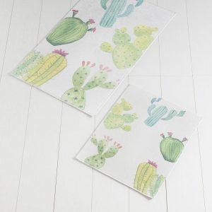 Набор Ковриков Chilai Home Kaktus Djt 60×100, 50×60