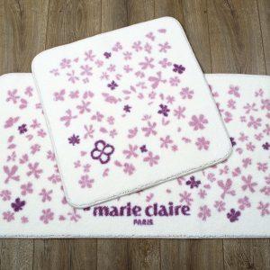 Набор ковриков для ванной Marie Claire – Delight pembe 57×57|57×100