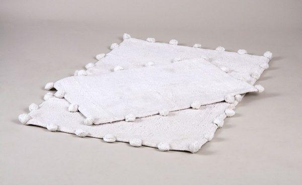 купить Набор ковриков Irya - Alya silver серебро 60x90 40x60