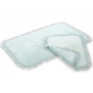 купить Набор ковриков Irya - Axis yesil зелёный 60x90|40x60