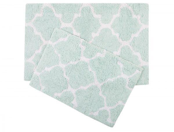купить Набор ковриков Irya - Bali mint ментол 50x80 45x60