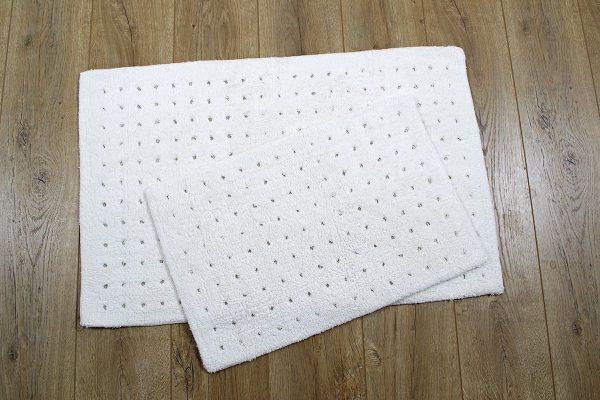 купить Набор ковриков Irya - Esta krem кремовый 40x60 55x85