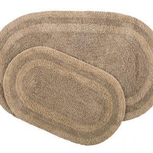 купить Набор ковриков Irya - Havana a. kahve кофе 50x80|45x60