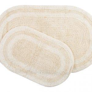 купить Набор ковриков Irya - Havana bej бежевый 50x80|45x60