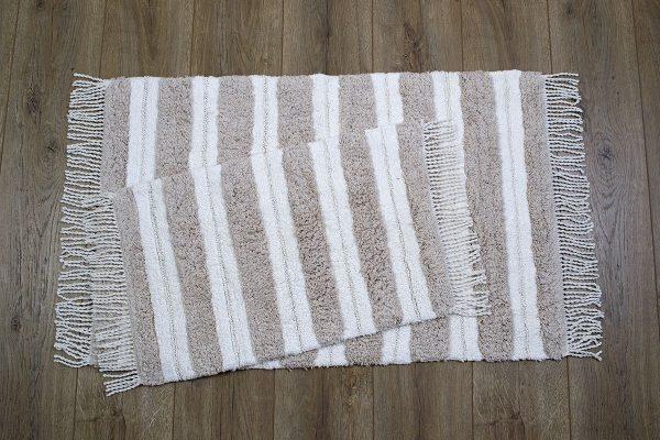 купить Набор ковриков Irya - Jami bej бежевый 60x90|40x60