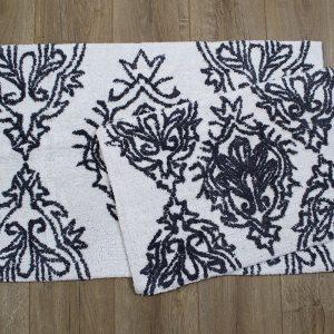 Набор ковриков Irya – Juana k.gri 40×60|55×85