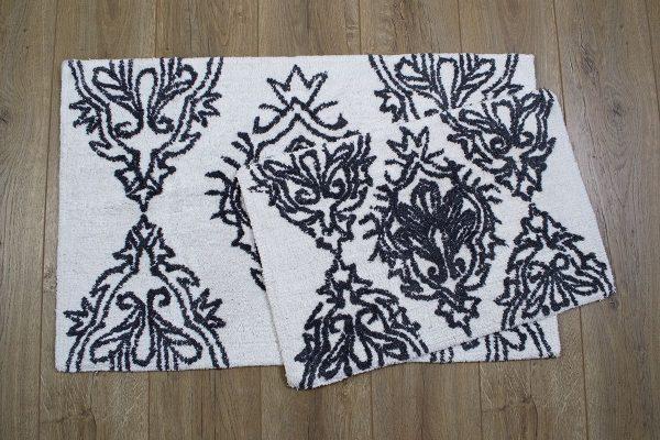 купить Набор ковриков Irya - Juana k.gri 40x60|55x85