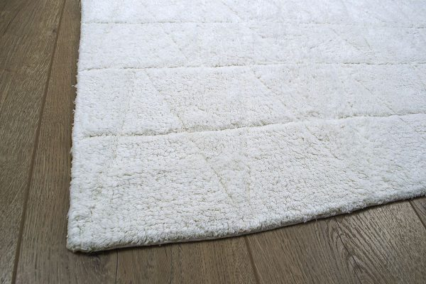 купить Набор ковриков Irya - Kinsey ekru молочный 60x90 40x60